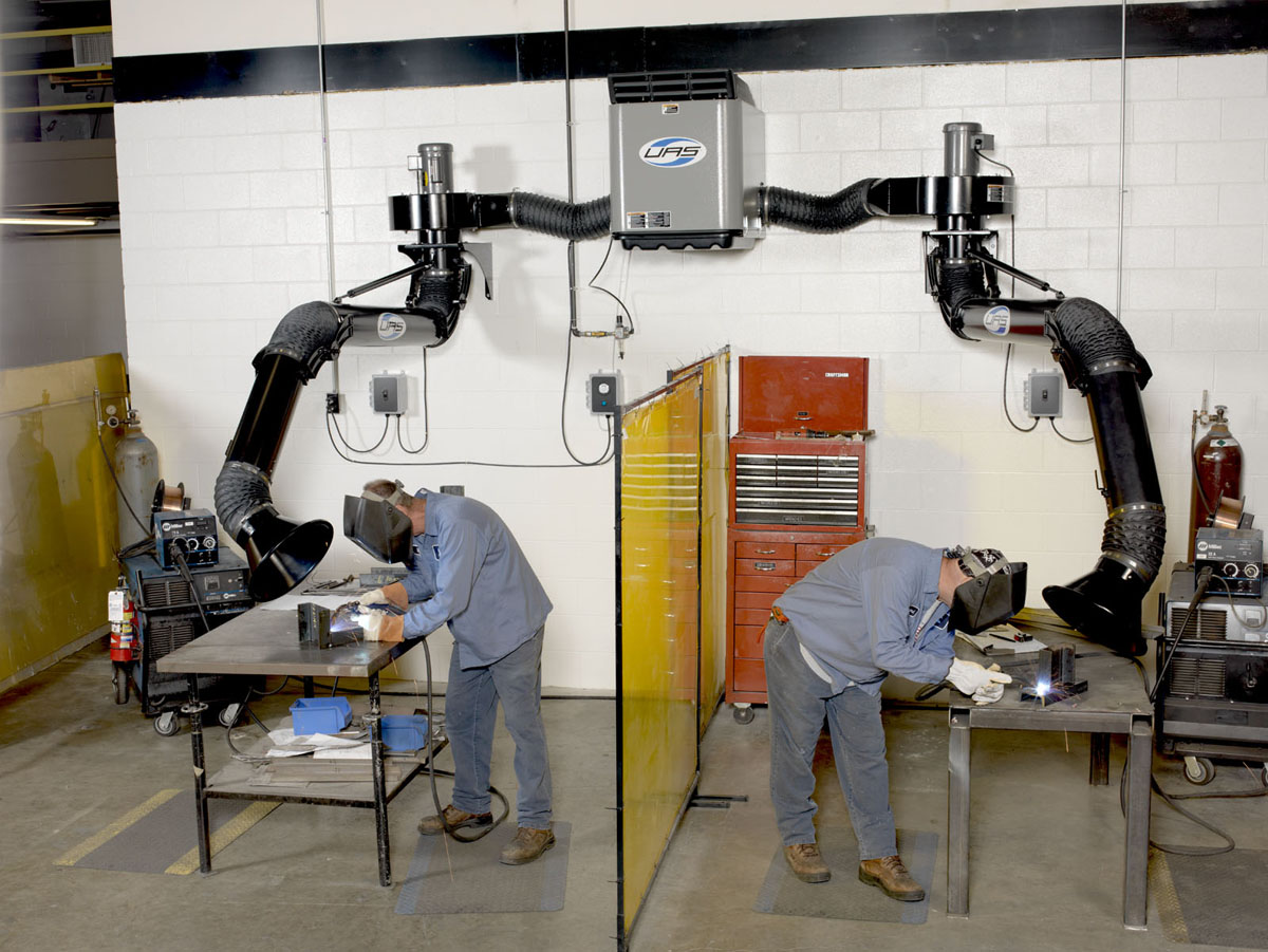 Welding And Fabrication Occusafe Industrial Hygiene