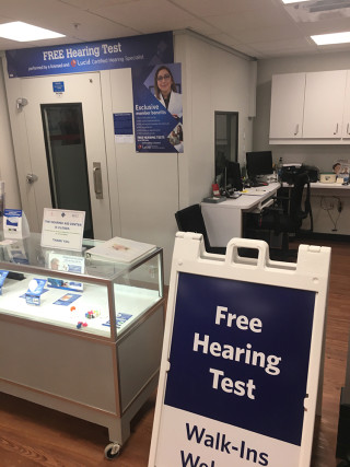 Occusafe hearing test audiometric testing